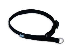 MesAmis Hundehalsband schwarz